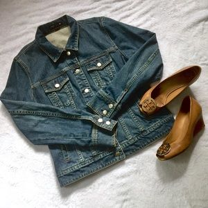 J. Crew Classic Denim Jacket